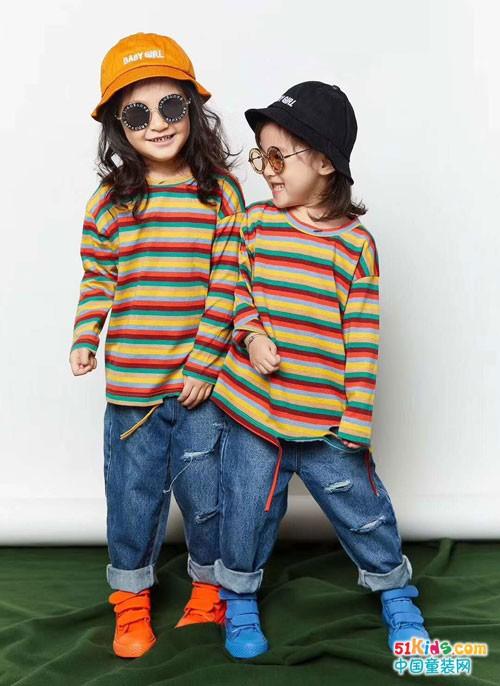 加盟欧米源品牌童装优惠不断