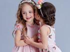 免加盟费,100%退换货 美国百年童装品牌安娜与艾伦诚邀加盟