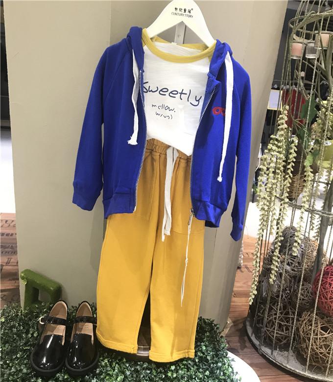 广州小猪班尼知名品牌秋冬季新款童装批发