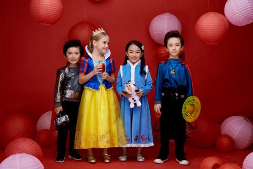 动漫卡通装扮服饰,超级IP童装:Dream Party梦幻派对苹果彩票效益平台加盟