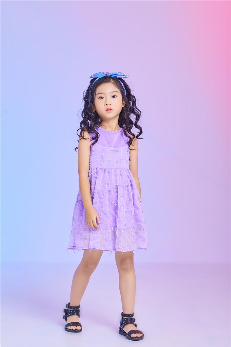 佛山市童心童趣服饰有限公司风格百变 塑造不一样的童年