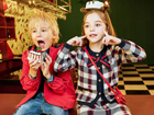 美式休闲童装品牌暇步士引爆加盟热潮