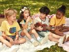 棉绘童装加盟 演绎自然与艺术的童年