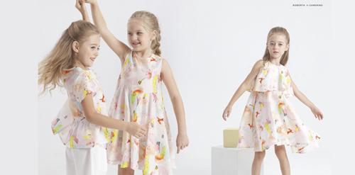 意大利经典轻奢童装品牌――诺贝达Roberta童装加盟