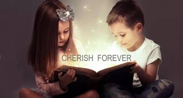 CHERISH FOREVER形象图