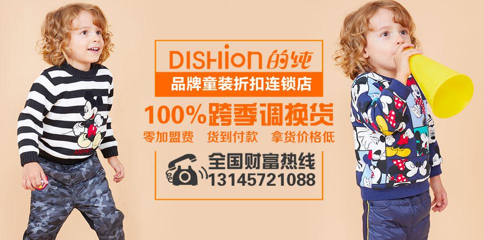 dishion的纯形象图