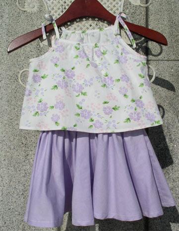 可爱宝宝的韩版服装(1)