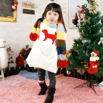 韩版秋冬童装让你变可爱公主_服装设计 - 中国童装网