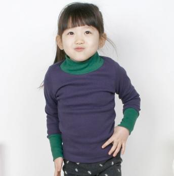 简洁韩国儿童装装扮可爱孩子