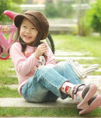 韩国最帅气的宝宝 时尚潮流装扮抢先看