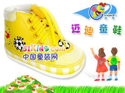 迈迪童鞋产品