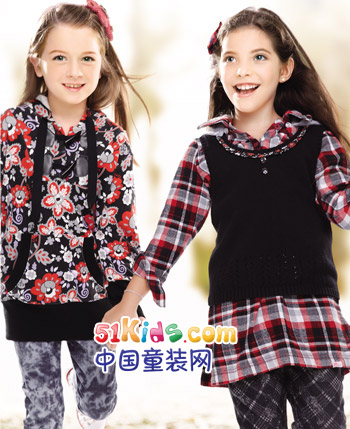 埃米希童装产品