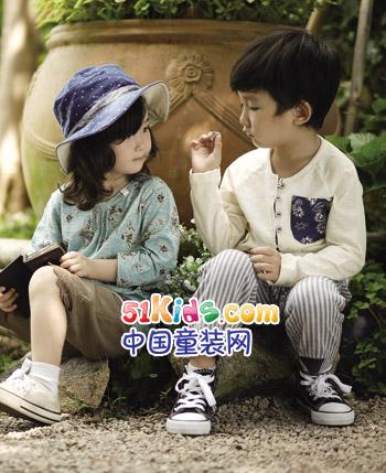 爱佳乐2011秋冬童装