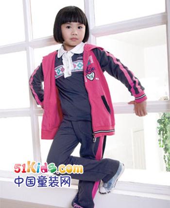 五色藤童装产品
