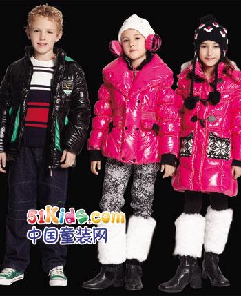 安迪鹿儿童装产品