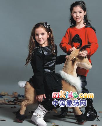 亲善公主童装产品