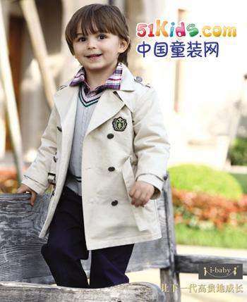 i-baby童装2011秋冬