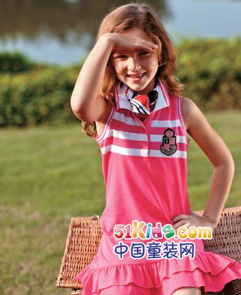 七匹狼2012春夏童装