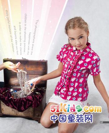 迪士尼玛丽猫童装产品