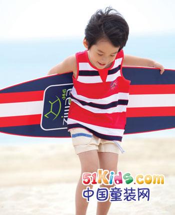 小木马2012春夏童装