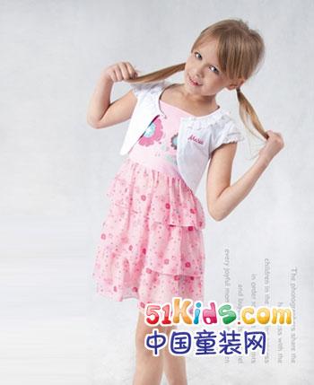 玛丽猫2012春夏童装