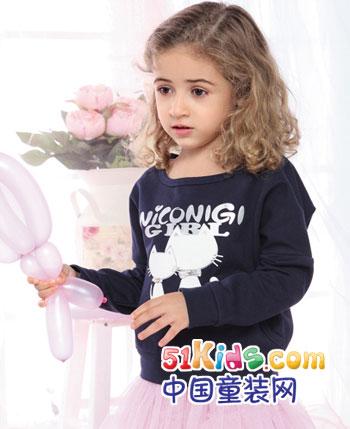 尼可尼淇童装产品