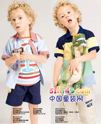 NGY kids2012春夏童装