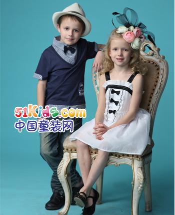 利得宝童装产品