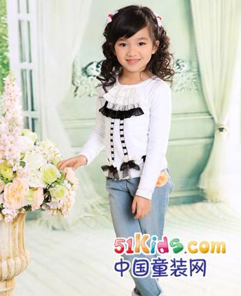 Jenny bear童装产品