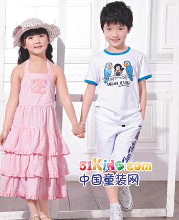 赛翡利琦童装产品