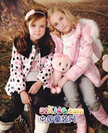 可米熊童装产品