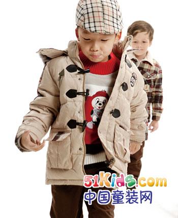 小野豹童装产品
