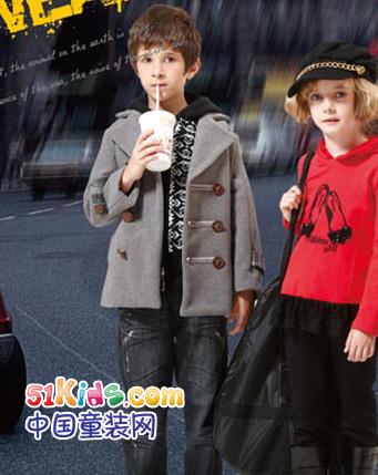 哈利比蒂2012秋冬童装