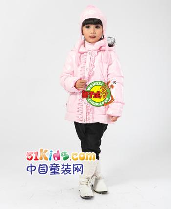 望子成龙童装产品