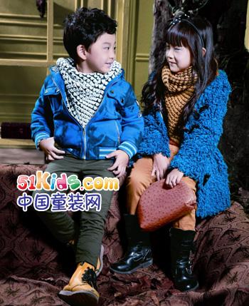 时尚世家童装产品