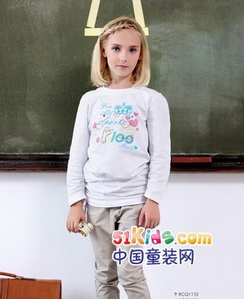 2012R100秋冬童装