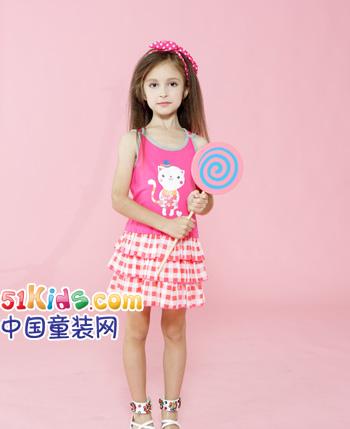 安可猴童装产品2013春夏