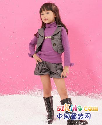 卓曼童装产品