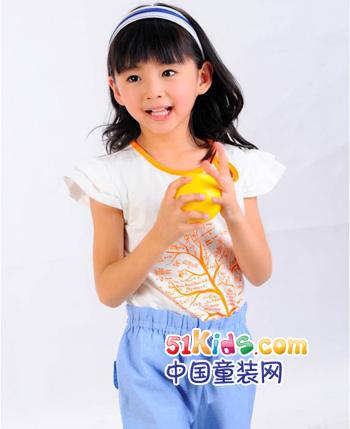 瓢虫贝贝童装产品