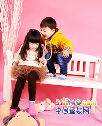 樱桃小丸子童装产品