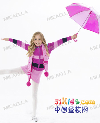 米凯拉童装品牌产品(9)