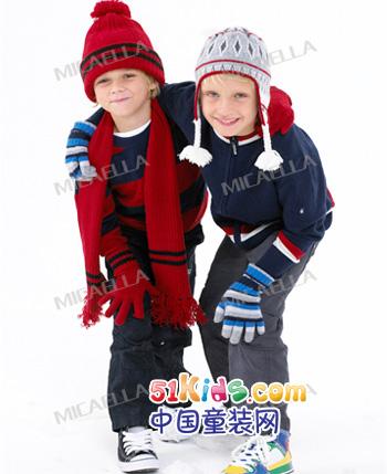 米凯拉童装品牌产品