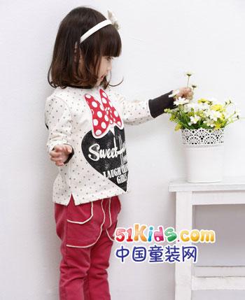 祺村普童装产品图