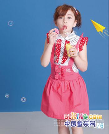 美孩儿童装产品