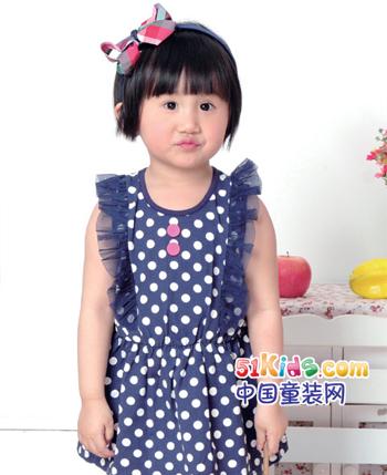 阳光一族童装产品