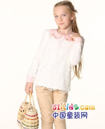杰米熊童装产品