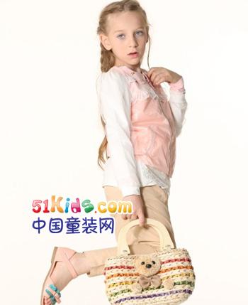 2014杰米熊春季新款童装
