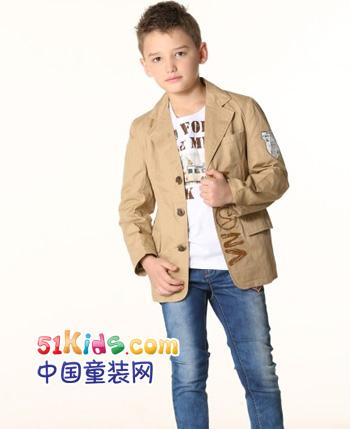 2014杰米童装熊春季新款