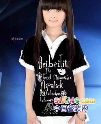 贝贝�q妮童装产品图(9)