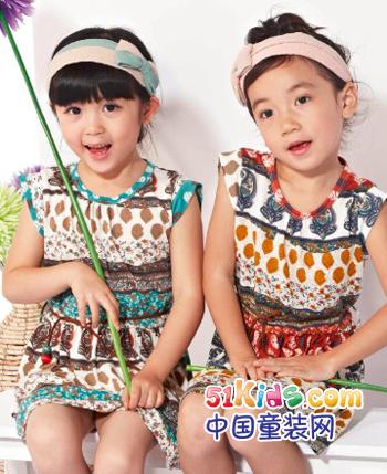 樱桃巧克力童装产品图(2)